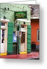 New Orleans - Bourbon Street 4 Greeting Card