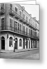 New Orleans: Buildings Greeting Card