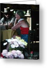 New Orleans: Couple Greeting Card