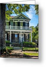 New Orleans Home 6 Greeting Card