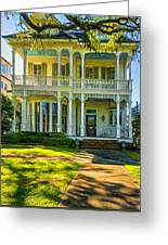 New Orleans Home - Paint Greeting Card