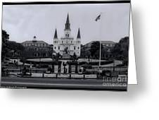 New Orleans La Greeting Card