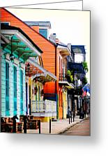 New Orleans Living Greeting Card