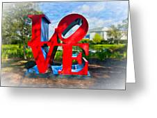 New Orleans Love 2 Greeting Card