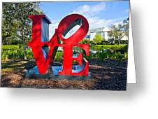 New Orleans Love Greeting Card