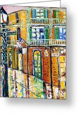 New Orleans Magic Greeting Card
