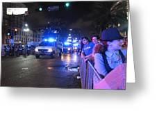 New Orleans - Mardi Gras Parades - 121254 Greeting Card