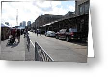 New Orleans - Seen On The Streets - 121213 Greeting Card by DC Photographer