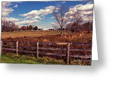 New Paltz Farm Greeting Card