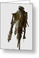 New Photographic Art Print For Sale   Day Of The Dead Skeleton On A Stick Greeting Card
