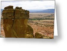 New Photographic Art Print For Sale Ghost Ranch New Mexico 11 Greeting Card