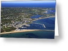 New Shoreham, Block Island Greeting Card