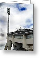 New Ullevi Stadium 01 Greeting Card
