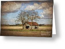 New York Countryside Greeting Card