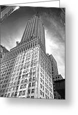 New York  New York Greeting Card by Thomas Fouch