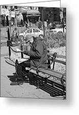 New York Street Photography 2 Greeting Card