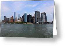 New York Strong Greeting Card