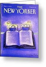 New Yorker December 3rd, 1990 Greeting Card