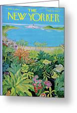 New Yorker February 17th, 1962 Greeting Card
