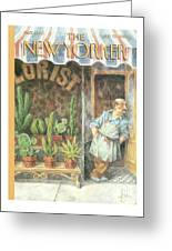 New Yorker July 22nd, 2002 Greeting Card