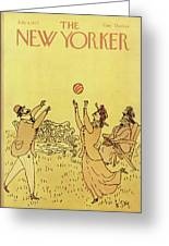 New Yorker July 4th, 1977 Greeting Card