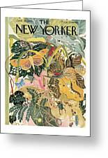 New Yorker June 23, 1945 Greeting Card
