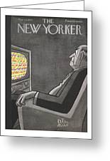 New Yorker May 14th, 1955 Greeting Card