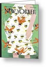 New Yorker May 15th, 1995 Greeting Card