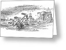 New Yorker May 20th, 1944 Greeting Card