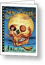 New Yorker November 6th, 2000 Greeting Card