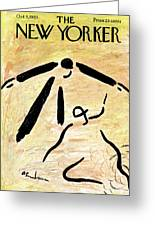 New Yorker October 5th, 1963 Greeting Card