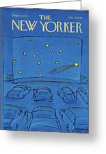 New Yorker September 11th, 1978 Greeting Card