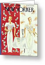 New Yorker September 7 1935 Greeting Card