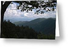 Newfound View Greeting Card