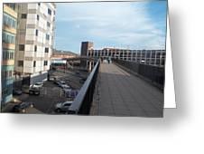 Newport Raised Footpath Greeting Card