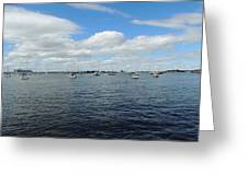 Newport Rhode Island Greeting Card