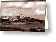 Newquay In Cornwall Greeting Card