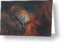 Ngc6820 - Beauty In Space Greeting Card