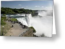 Niagara Falls - New York Greeting Card