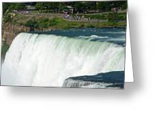 Niagara Falls 10 Greeting Card