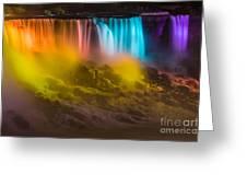 Niagara Falls 10 Greeting Card