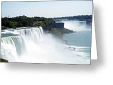 Niagara Falls 2 Greeting Card