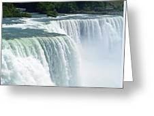 Niagara Falls 3 Greeting Card