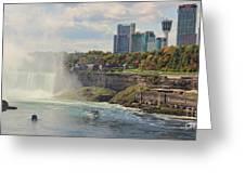 Niagara Falls 4039 Greeting Card