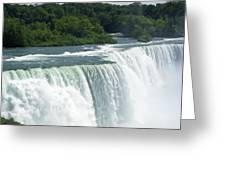 Niagara Falls 8 Greeting Card