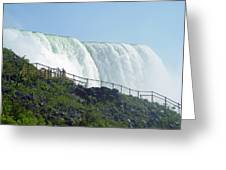 Niagara Falls 9 Greeting Card