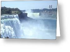 Niagara Falls - New York Greeting Card by Mike McGlothlen