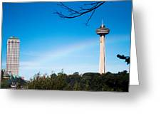 Niagara Landmarks Greeting Card