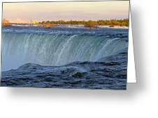 Niagara Panoramic Greeting Card
