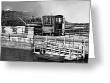 Niagara Port Greeting Card